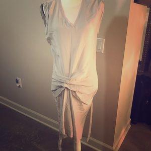 All Saints silk dress